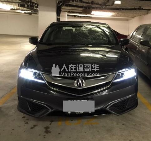 转lease Acura ILX 2016 电话:604-000-0000 - 人在温哥华 ...