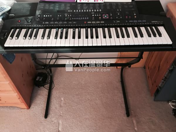 Yamaha keyboard psr 410 604 551 3532 for Yamaha psr 410 keyboard