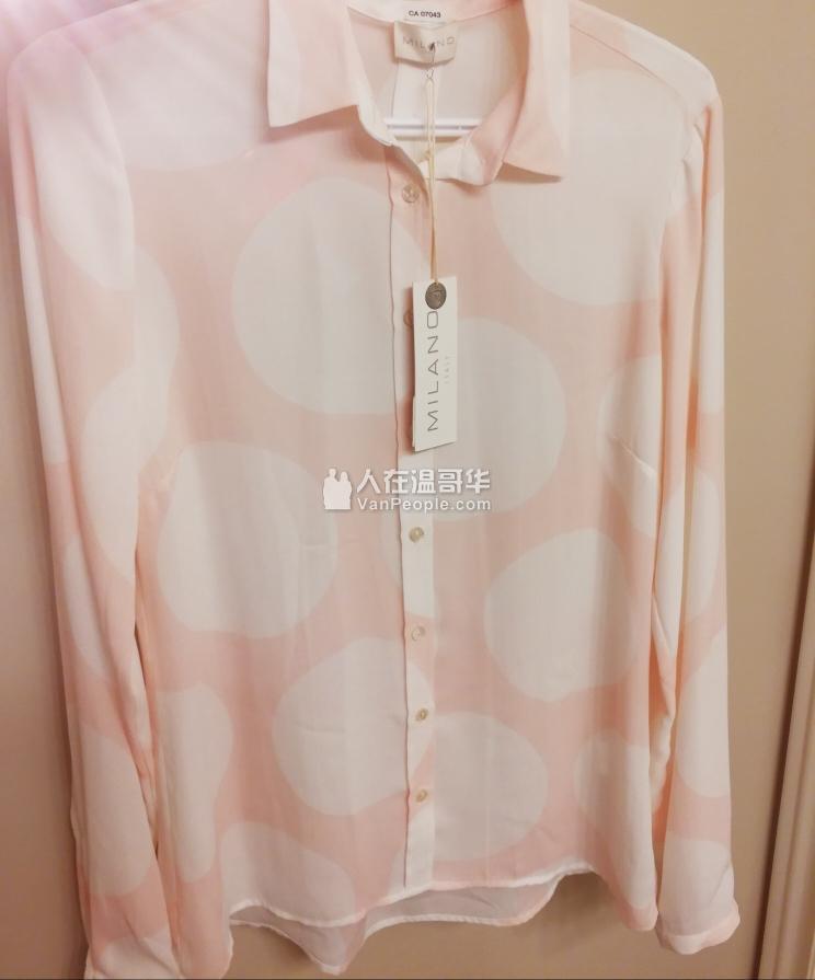 $50出全新Nordstrom衬衫(原价185)