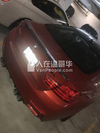 2017款顶配M4转Lease(手机停机 微信问价)