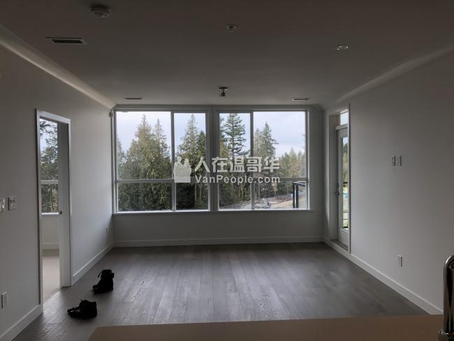UBC全新两房顶层公寓出租5月1日入住