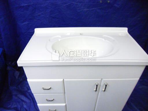 全新洗手台(組裝好)
