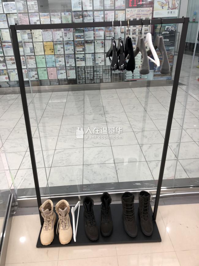 免费衣架 衣服展示架 自用 店铺用都可以 可取 还有少量