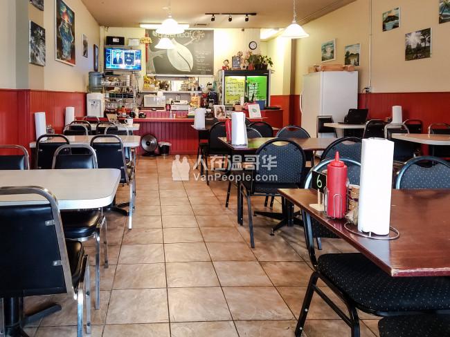 Kelowna基洛纳市中心繁忙亚洲餐厅生意出售