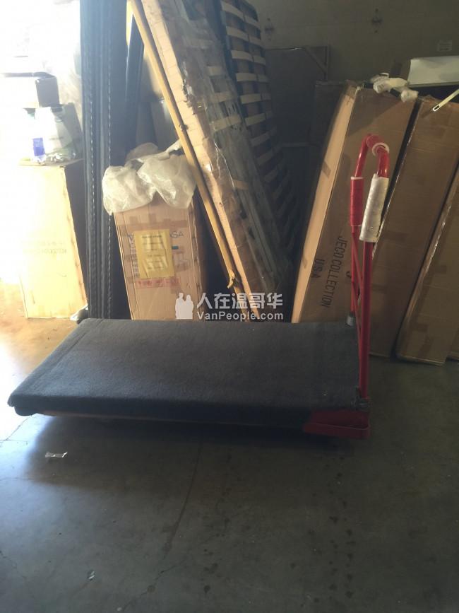 貨倉工具低價出,大推車,工具車,12尺A型鋁梯