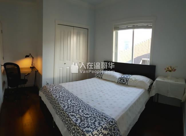 私密、温馨.独立出入,2卧房+厨房+餐厅+卫生间+洗衣/干衣  独立单位