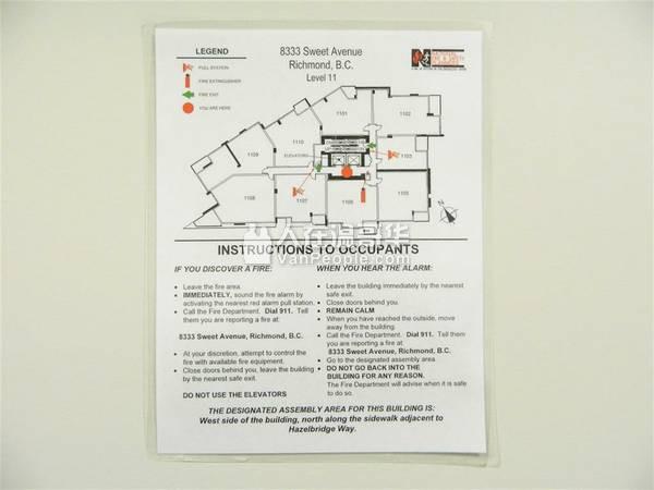 West Cambie AVANTI 2室2卫 公寓出租