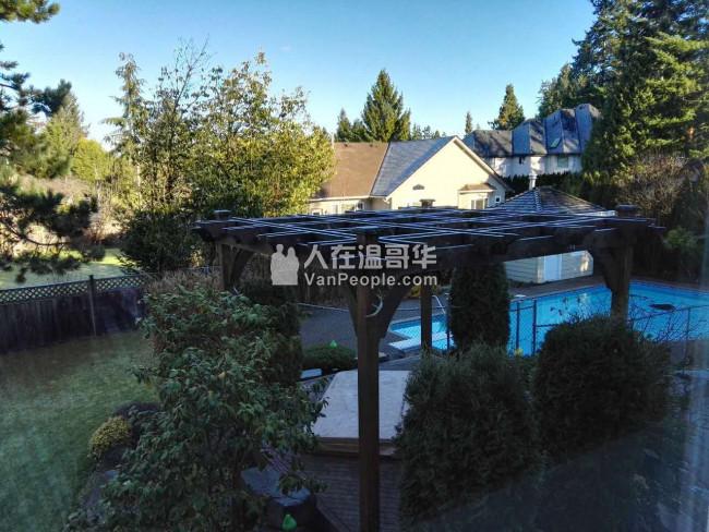 $3800/月豪华万尺独立屋出租(带室外泳池)