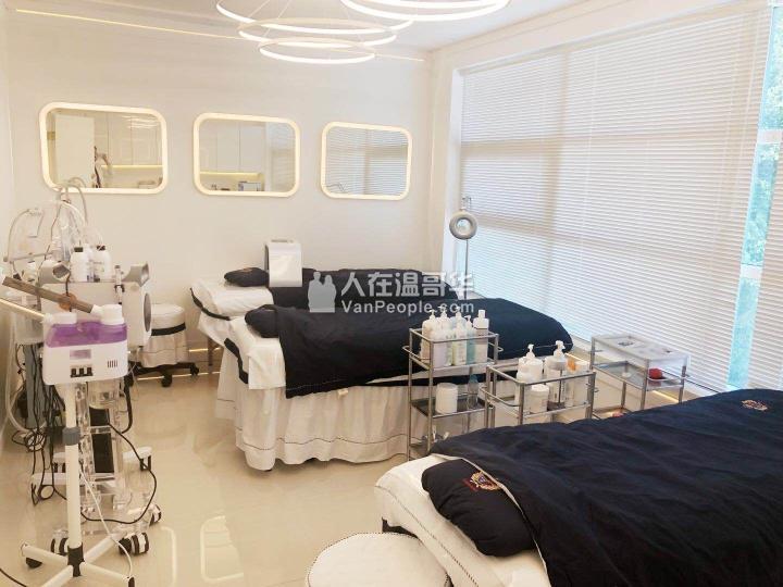 美容院Spa单独房间出租可做美甲美睫,按摩SPA ,减肥瘦身,皮肤管理工作室