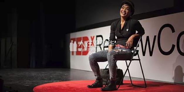 TEDx 演讲 Dianna David:追求梦想  改变人生