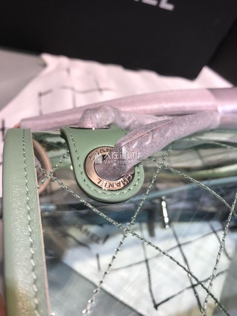 #实名置顶商家#Chanel 果冻包