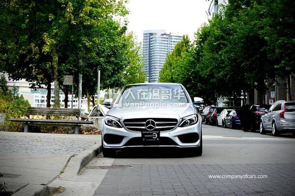 Company of Cars - 2017 奔驰 C300 4Matic - $38800