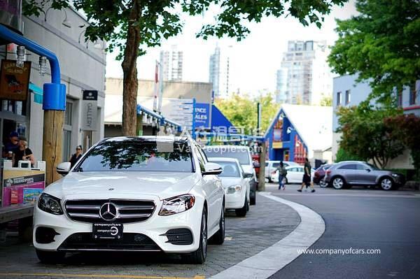 Company of Cars - 2017 奔驰 E400 旅行版 - $68800