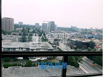 列治文市中心超便利公寓出租