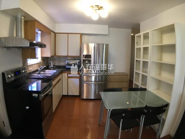 西區豪宅  一房二廳,全豪華傢俬電器齊全 ,優美,光靜,即租入住,租金 $ 2000