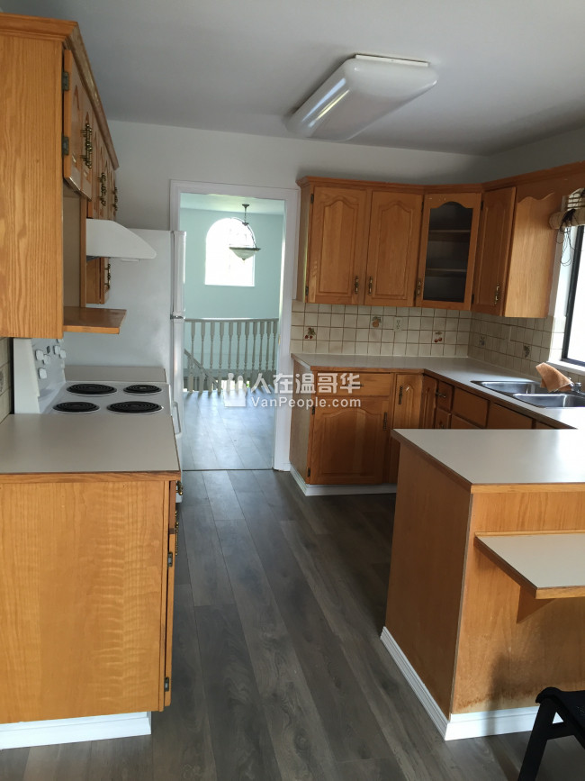 温西UBC学生之家house分租,比邻UBC