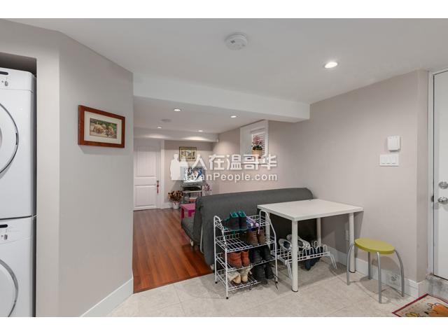 温西顶级住宅区 Shaughnessy, 独立出入2室1厅,包上网,暖气,水电煤,家具。$1500 /月