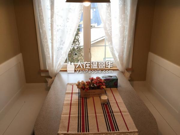 10月1日,Dunbar區獨立屋單房,10分鐘到UBC