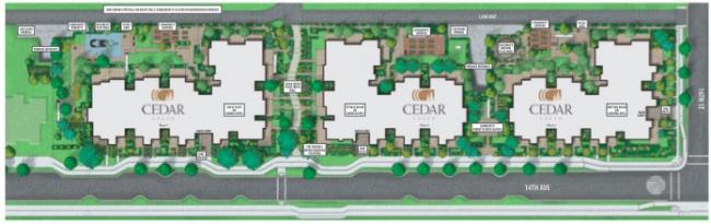 【VVIP楼花团购】 【Dedar Creek】郁郁葱葱的丛林交界于崛起的凝聚力社区,这样的精品舒适之所,只欠一个你!