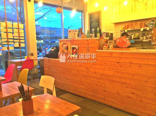 『赵信德-专业生意买卖团队』--- Cambie夹8街日餐馆