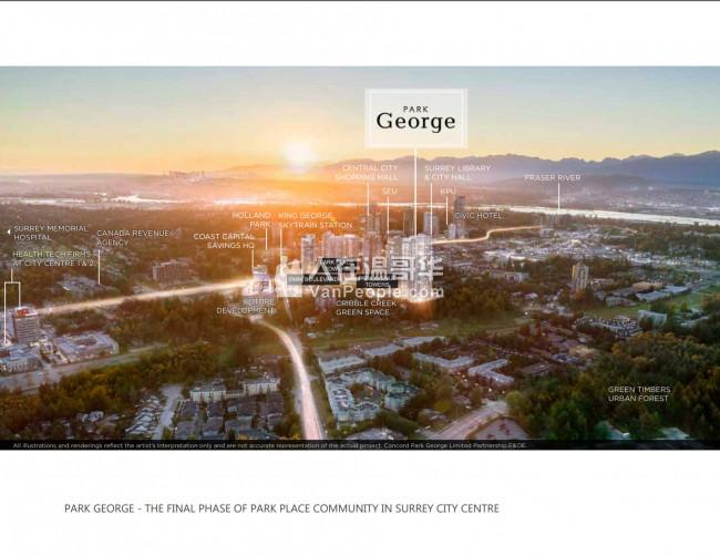 【公寓王】幸福一尺多少钱?看看Concord在King George打造的高性价比奢华楼盘Park George就知道了