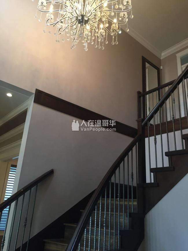 素里台湾村5房别墅整栋出租,月租3200