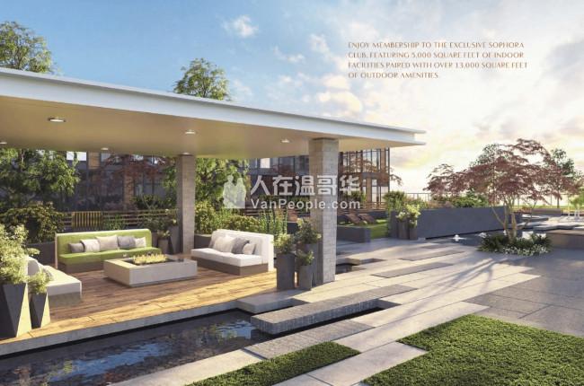 新盘!【公寓王】高贵林中心,世界级开发商Polygon打造水泥公寓Sophora at the park