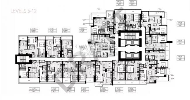 【加西置业楼花团购】 *One Central* 19万起的素里市中心轻奢公寓 大温抢房大战正式开始