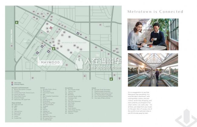 【公寓王】10年来最佳买入时机,1000一尺起入住Metrotown Maywood机不可失!