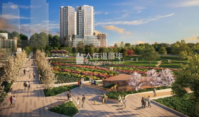 【加西置业楼花团购】*Cambie Gardens* Onni推出温西地王级项目