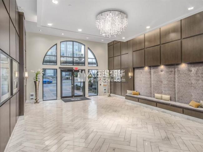 出租Richmond 5年新公寓-独卫房间,或两房两卫-920尺 近天车超市便利