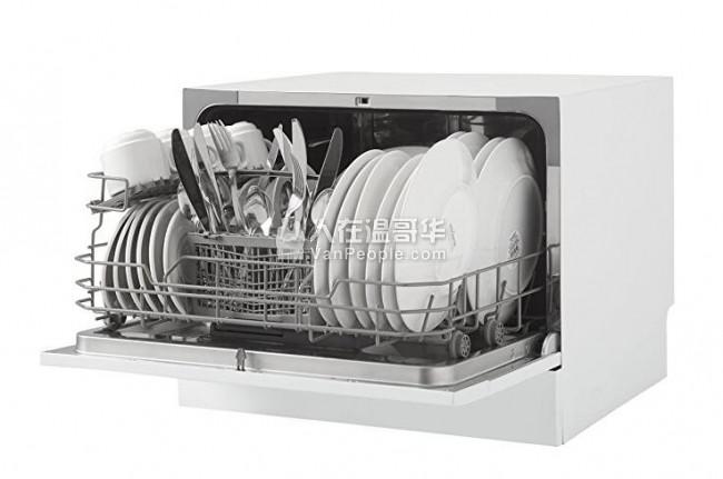 【转让】$90出原价$300的Danby免安装洗碗机