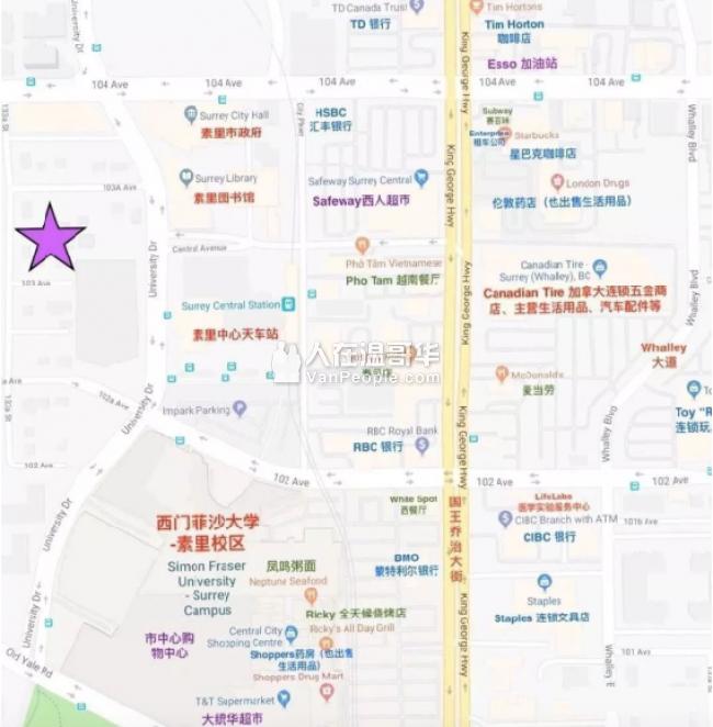【加西置业楼花团购】*One Central* 19万起的素里市中心轻奢公寓 大温抢房大战正式开始!!