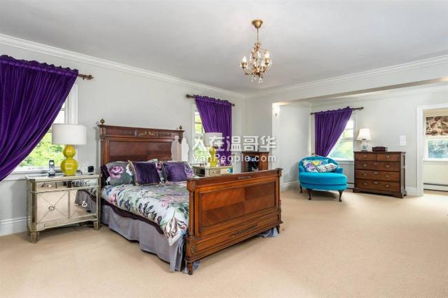 South Granville / Kerrisdale地区的近5000尺的独立屋出租
