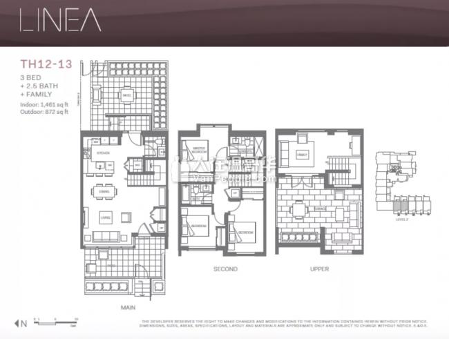 【加西置业楼花团购】 *Linea* 素里市中心高层公寓大厦 前瞻性的生活选择