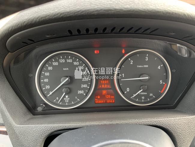 低价出售2011 X5 58000公里