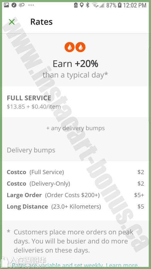 Personal Shopper Delivery Driver Courier - Flexible Hours