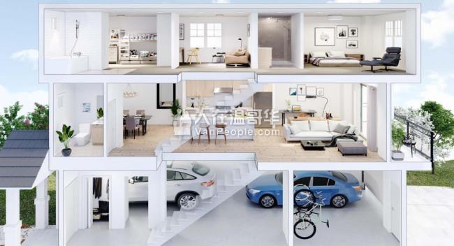 Bryton Court 列治文全新城市屋建案 建商贷款给您!