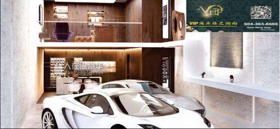 无20%海外买家税,列治文高端办公室+高端汽车公寓 only 7 units left