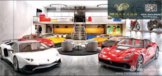 无20%海外买家税,Trove 列治文高端办公室+高端汽车公寓