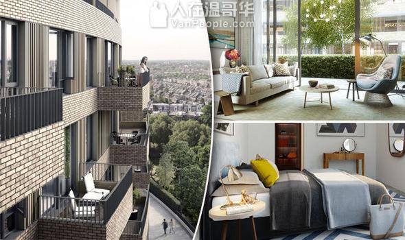 【多伦多-VVIP内部认购】联合大厦481 Unversity Ave Condo楼盘,位于多伦多市中心Universi