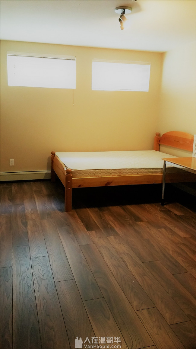 独立屋分租 近Langara College 即可入住 配备家具 温哥华 环境优雅49街x Main街