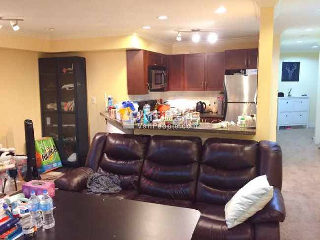 温哥华西区2房公寓出租2月1号即可入住