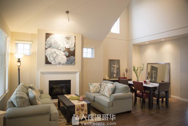 North Delta Sunstone社区靓丽新居出租