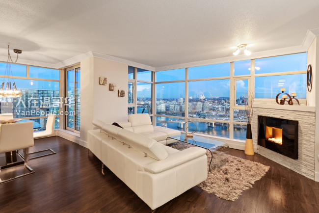 3002 1199 MARINASIDE CRESCENT, Vancouver West