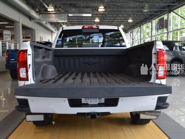 2017 CHEVROLET SILVERADO 1500 High Country 顶配,11000磅 拖力