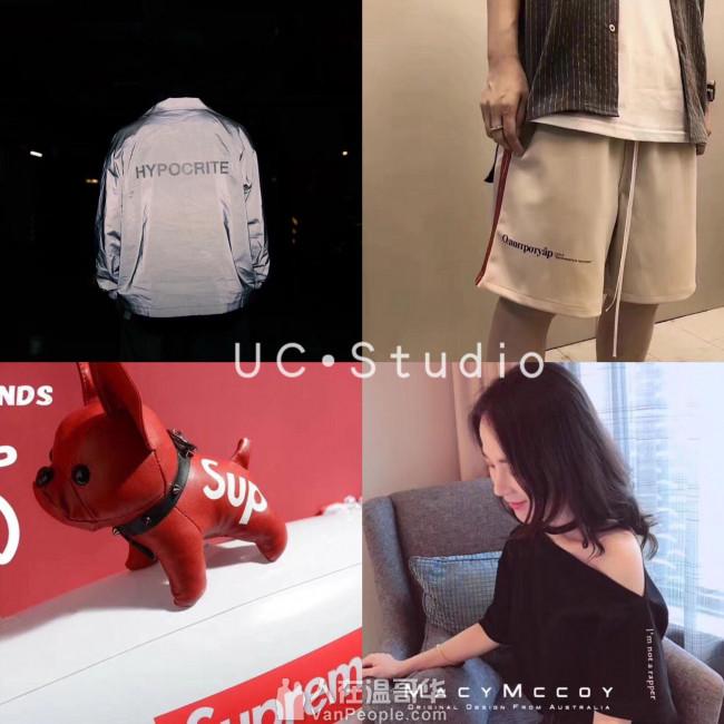 UC•Studio 主卖国潮 奢潮也欢迎来问哈~一切正品可验 价格真的很美丽