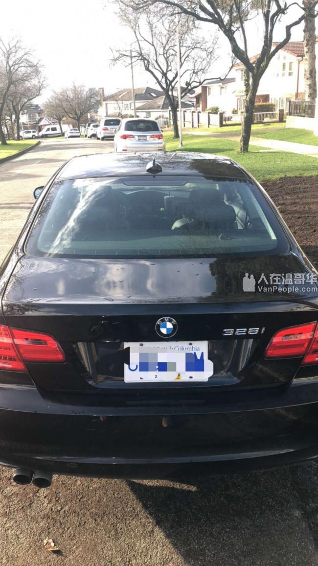 2012年BMW328i 转lease 无需任何要求