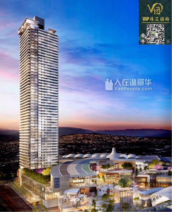 最后5套限时发售 The Amazing Brentwood Tower one