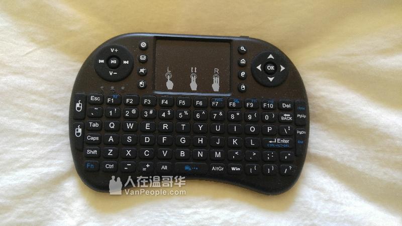 全新迷你无线键盘